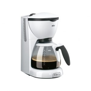 Braun CafeHouse Pure Aroma Deluxe KF520/1 Wit